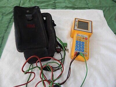 3m Dynatel 965dsp Cable Tester Tdr Ver. 6.00.5