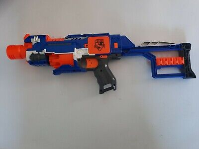 Nerf N-Strike Elite Jolt Soft Dart Gun Blaster - Single Shot