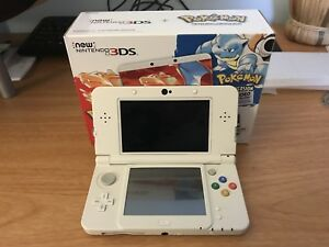 Boxes 20th Anniversary Pokémon New 3DS