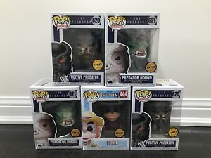 Funko POP Predator and Talespin Chase