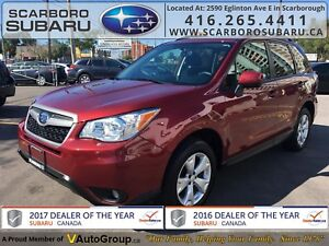 2016 Subaru Forester 2.5i TOURING, FROM 1.9% FINANCING AVAILABLE