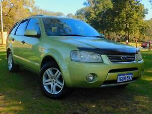 2004 Ford Territory GHIA ** UP-SPEC COMFORT ON A BEER BUDGET ** Rockingham Rockingham Area Preview