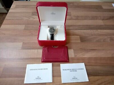 OMEGA Speedmaster Reduced Men's Black Watch - 3513.50.00
