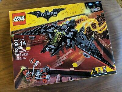 LEGO Batman Movie The Batwing 70916 — *New, Retired Set*