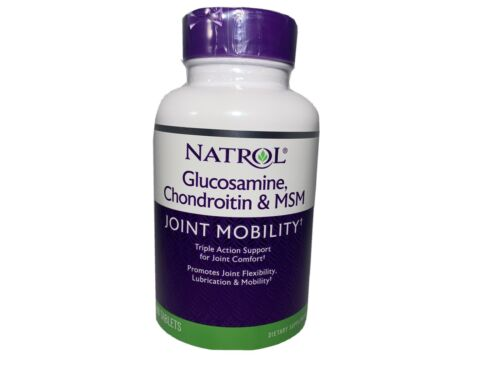 Glucosamine Chondroitin With MSM Nature's Plus 90 Tabs