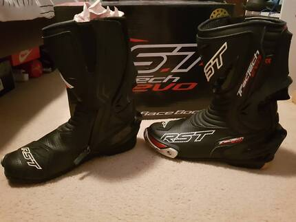 RST Tractech Evo 2 Boot Black