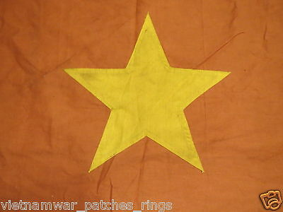 FLAG ,COMMUNIST- NVA , NLF , NATIONAL LIBERATION FRONT,  NLF, NORTH VIETNAM