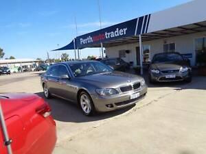 2007 BMW 740 Li Sedan LOW KM LUXURY !!!! Kenwick Gosnells Area Preview