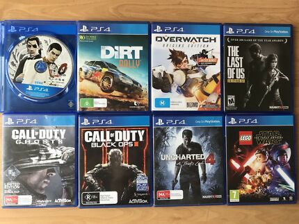 PS4 games and mechanical PS4 keyboard mouse