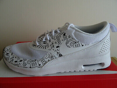 Nike Air Max Thea print womens trainers 599408 103 uk 5.5 eu 39 us 8 NEW+BOX