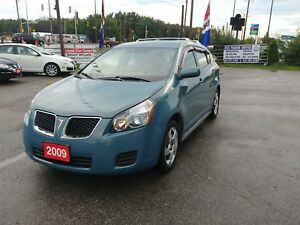 2009 Pontiac Vibe !!cERTIFIED!!FINANCING!!WARRANTY AVAILABLE!!
