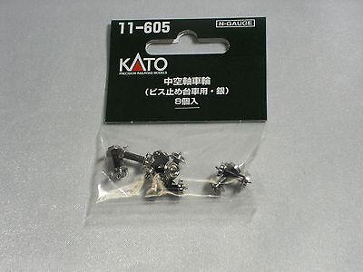 Kato n scale 11-605 Silver Wheel 8 pieces set / n gauge