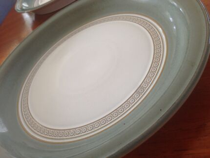 Denby stoneware dinner plates x 6 & DENBY MADE IN ENGLAND TROUBADOUR COFFEE SET | Dinnerware | Gumtree ...