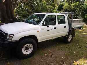2001 hilux dualcab Airlie Beach Whitsundays Area Preview