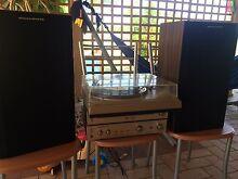 Marantz turntable integrated amplifier tuner speakers Alexander Heights Wanneroo Area Preview