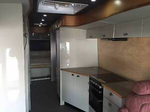 MAN MIDI  MOTORHOME - NEW CONVERSION -  1997 MODEL Tin Can Bay Gympie Area Preview