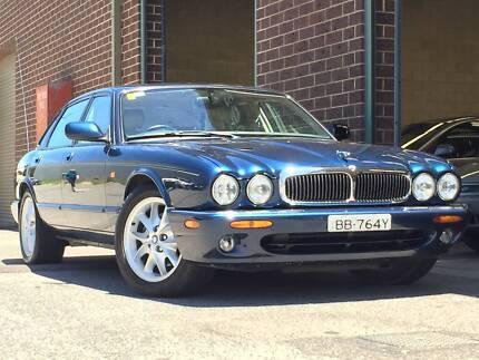 1998 Jaguar XJ8 Sport 167xxx $14,990 ! Pooraka Salisbury Area Preview