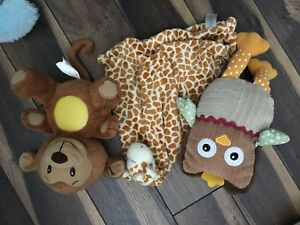 Various kids items and toys