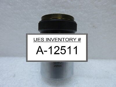 Olympus Neo20 Microscope Objective 0.40 Used Working