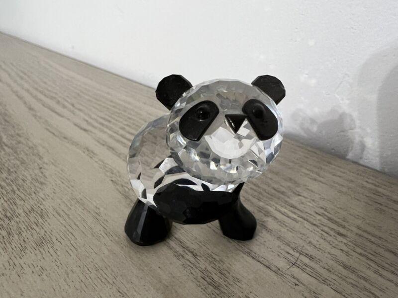 swarovski panda mom