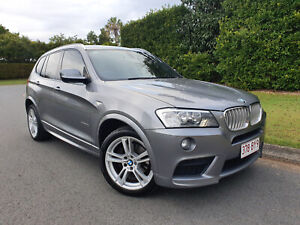 2012 BMW X3 xDRIVE30d - M-SPORT - PANORAMIC SUNROOF Sippy Downs Maroochydore Area Preview