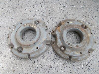John Deere 320 33040 420 430 Front Wheel Weights M1168t