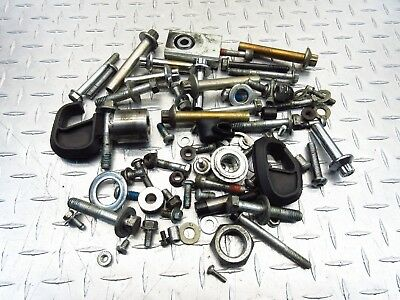 2013 13 HARLEY DAVIDSON DYNA FXDB STREET BOB MISC NUTS BOLTS HARDWARE SCREWS LOT ()
