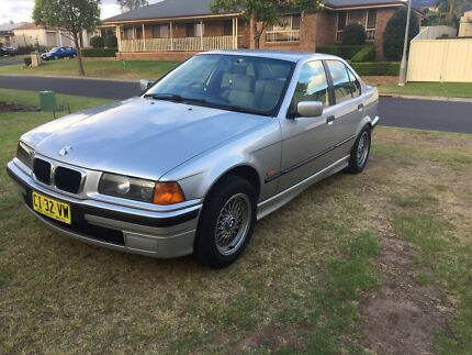 BMW 318i 1998 long rego