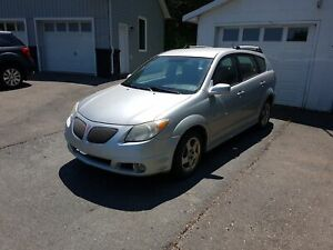 2007 Pontiac Vibe AS TRADED SPECIAL! GOOD CONDITION!