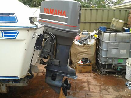 Electric boat motors in south australia boat accessories for Yamaha outboard compression test results