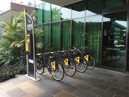 Automated Bike Rental Investment Opportunity