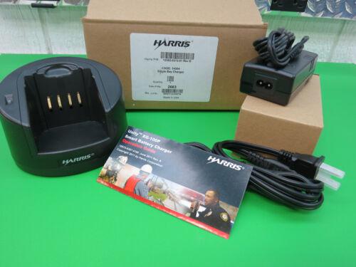 Harris XG-100P Signal Bay Charger 12082-0312-01 *New