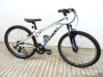 "Giant Revel 3 26"" Boys Unisex Hybrid Mountain Bike 14"" X-Sml Alloy Tidy Used VGC"
