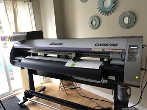 Mimaki cvj30-130 large format printer