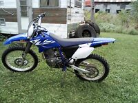 2006 ttr 230 Yamaha