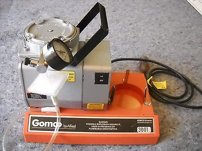 Gomco 3001 Suction Pumps