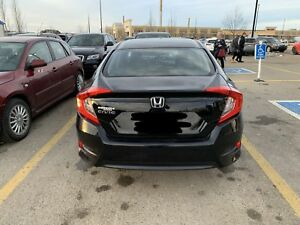 REDUCED: 2016 Honda Civic EX-T -CVT - Honda Warranty - CARFAX