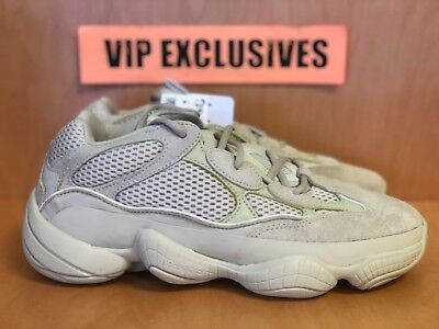 Adidas Yeezy 500 Super Yellow Moon Supermoon DB2966 100% Authentic  (Moon Shoes Adults)