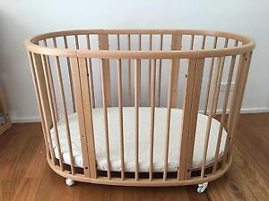 Stokke Sleepi cot - baby/toddler bed Richmond Yarra Area Preview