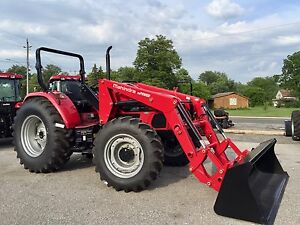 2017 Mahindra 85HP Tractor 4x4 Worlds #1 Selling Tractor Brand!