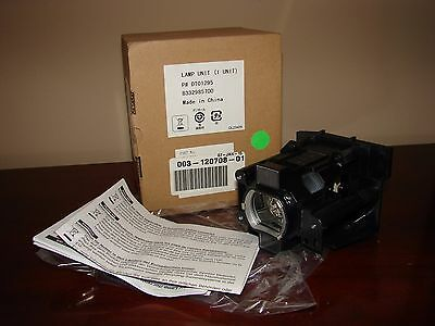 GENUINE HITACHI OEM DT01295 Projector lamp for CP-WU8450, WU8451, WUX8450, WX8255