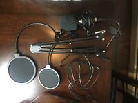 Maono Condenser USB Microphone (with all accessories)