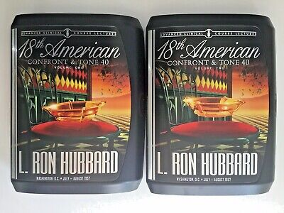 18th ACC -  L. RON HUBBARD - 22 SCIENTOLOGY LECTURES, WASH DC, 1957, ON CDs