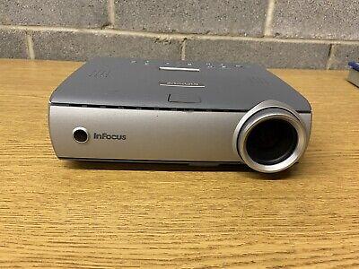 InFocus LP600 DLP Projector XGA Portable HDMI-adapter