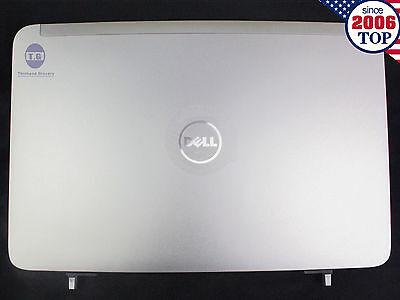 "NEW Dell XPS L701X L702X 17.3"" LCD Lid Back Cover 32GM7LCWI40 - 076RGV 76RGV USA"