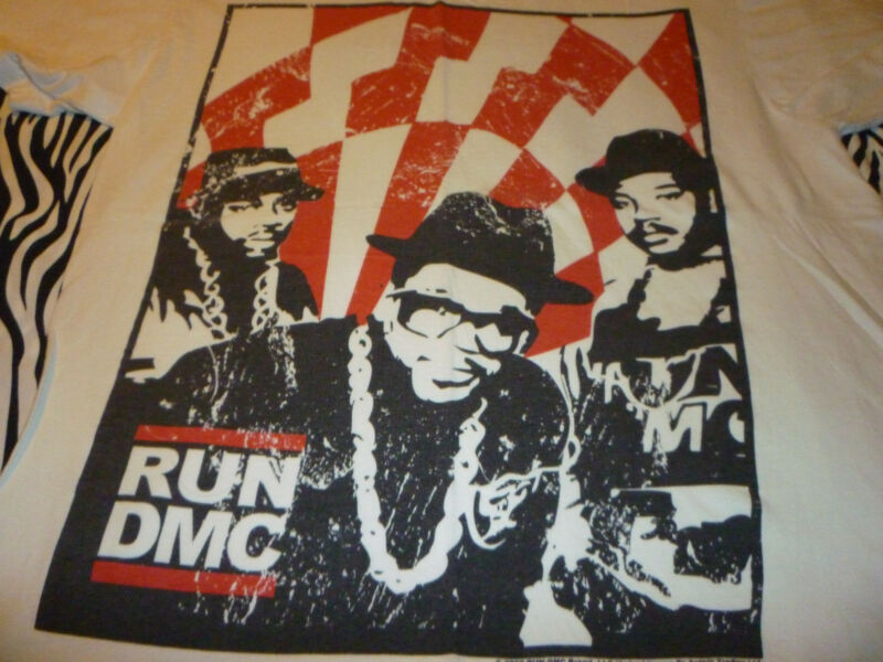 Run DMC Shirt ( Used Size L ) Good Condition!!!