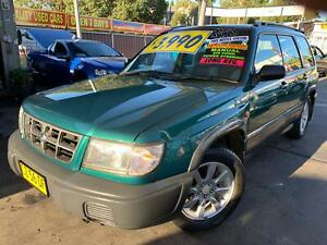 SUBARU FORESTER 11/1999 AWD LIMITED FULL POWER OPTIONS FEB 2021 REGO* FREE 1 YEAR WARRANTY INCLUDED Bass Hill Bankstown Area Preview