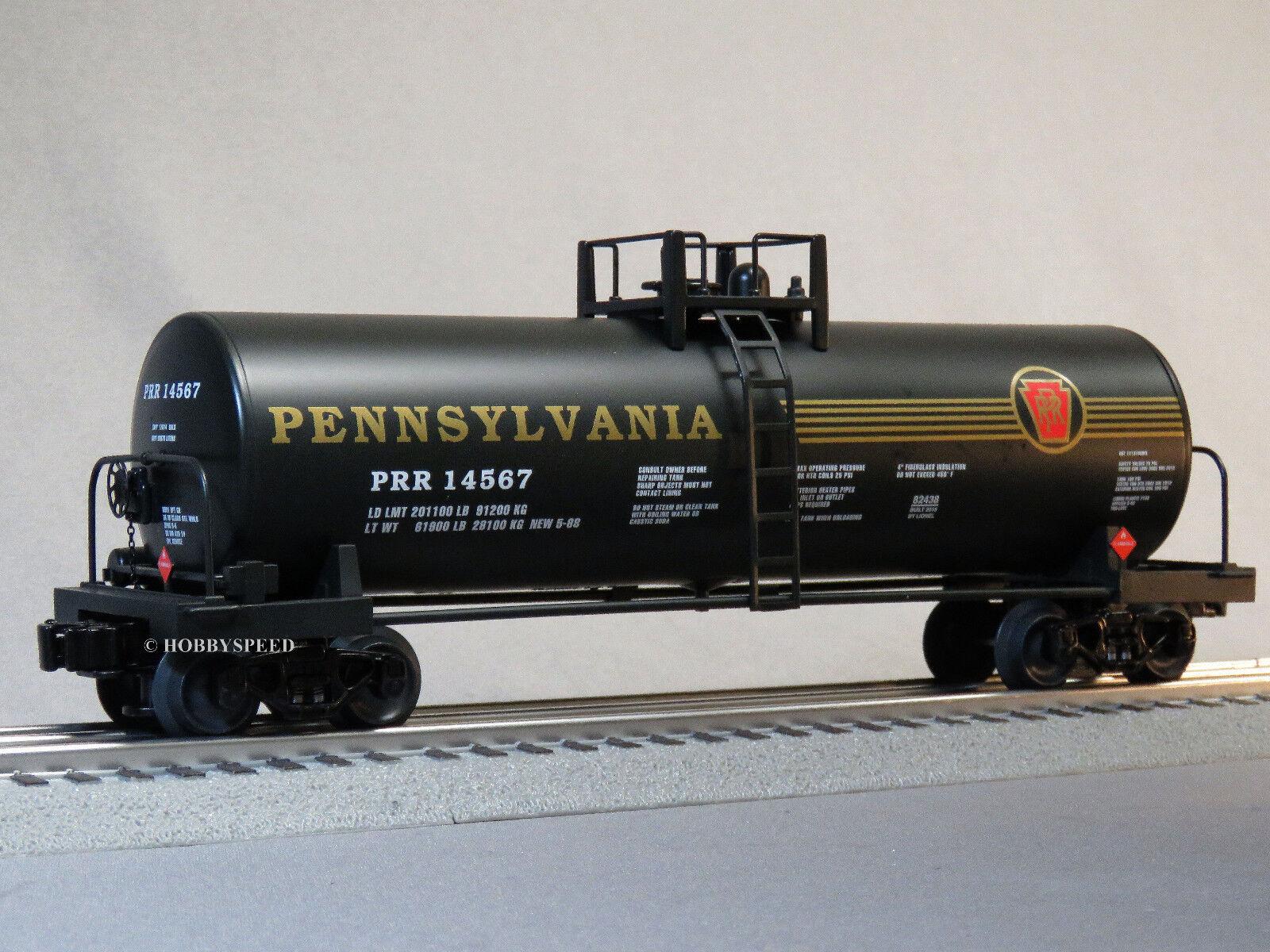 LIONEL 6-82436 Penn Railroad Keystone Dlx G38 Frght LionChie
