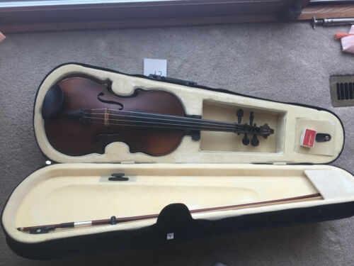 Old Full Size 4/4 Violin