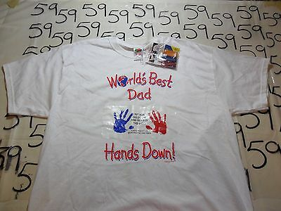 XL- NWOT Make Your Own Fathers Day T- Shirt - Make Your Own T Shirts